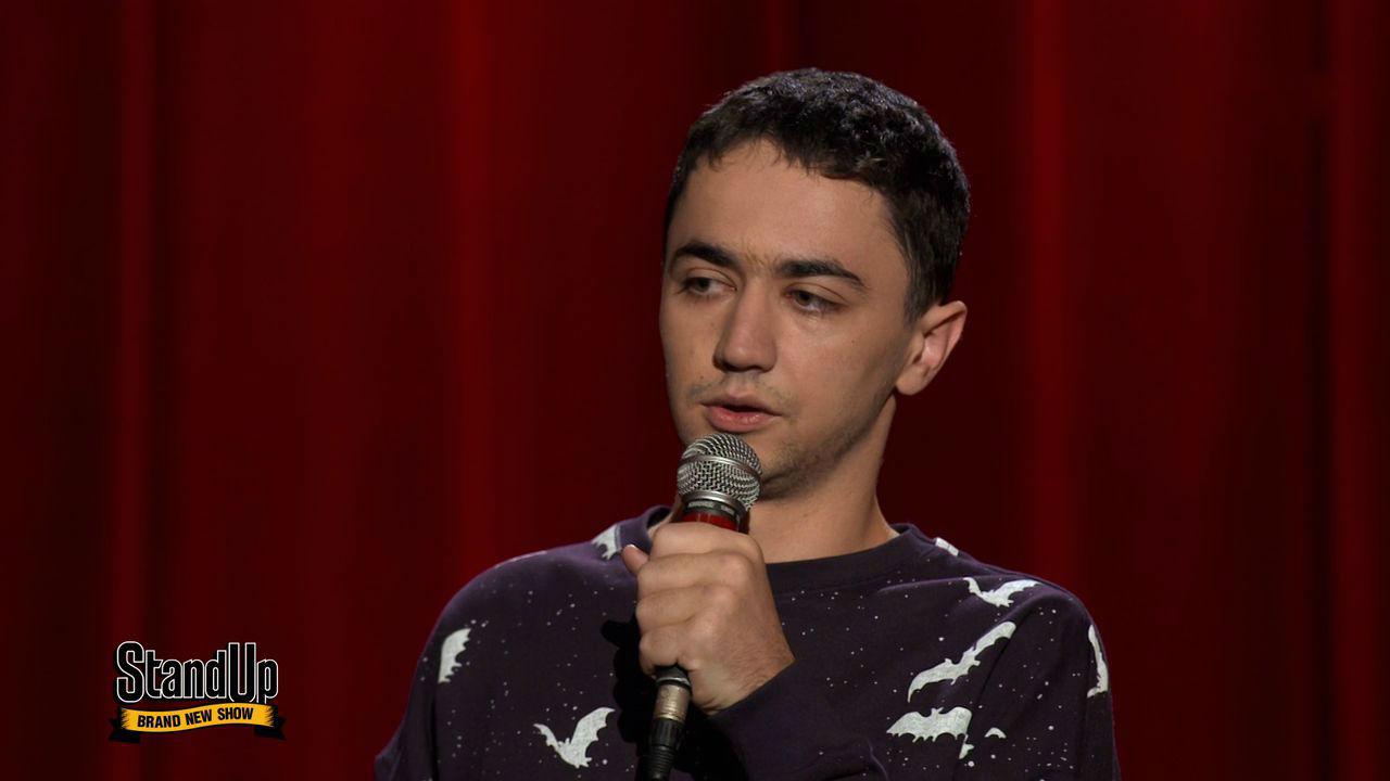 Stand Up: Идрак Мирзализаде - О чистке зубов, мусульманах и мечте вегетарианца