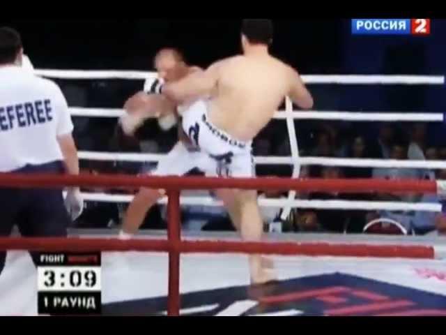 Сергей Бадюк и Руслан Магомедов • 1 часть