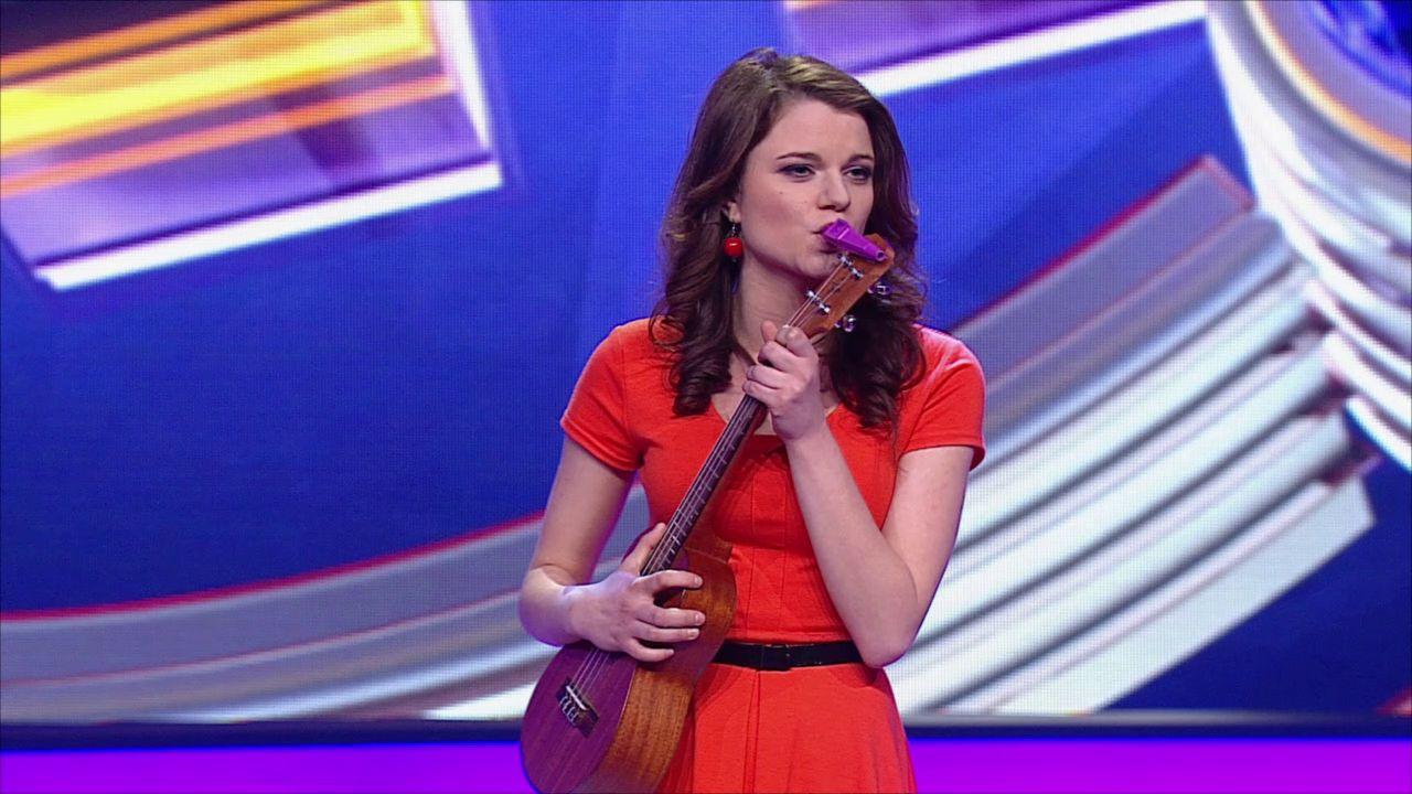 Comedy Баттл. Последний сезон - Лана Чубаха (1 тур) 30.04.2015