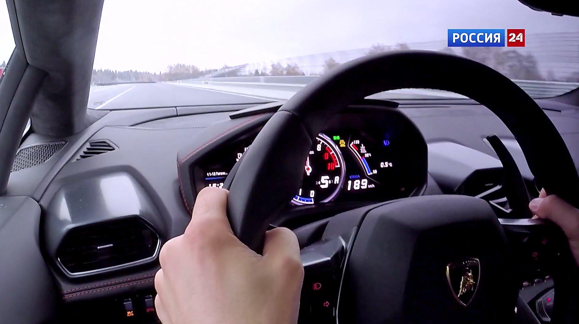 Lamborghini Huracan // АвтоВести 182