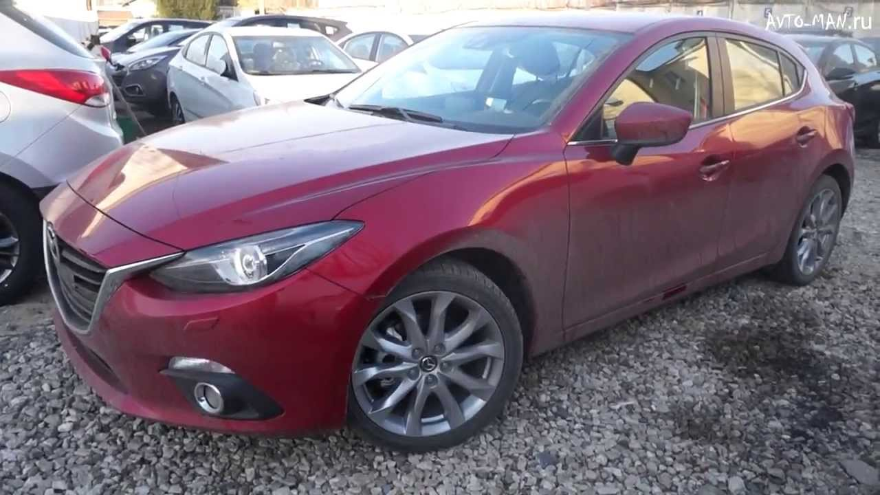 Mazda 3 (2014).Обзор.Anton Avtoman. смотреть онлайн