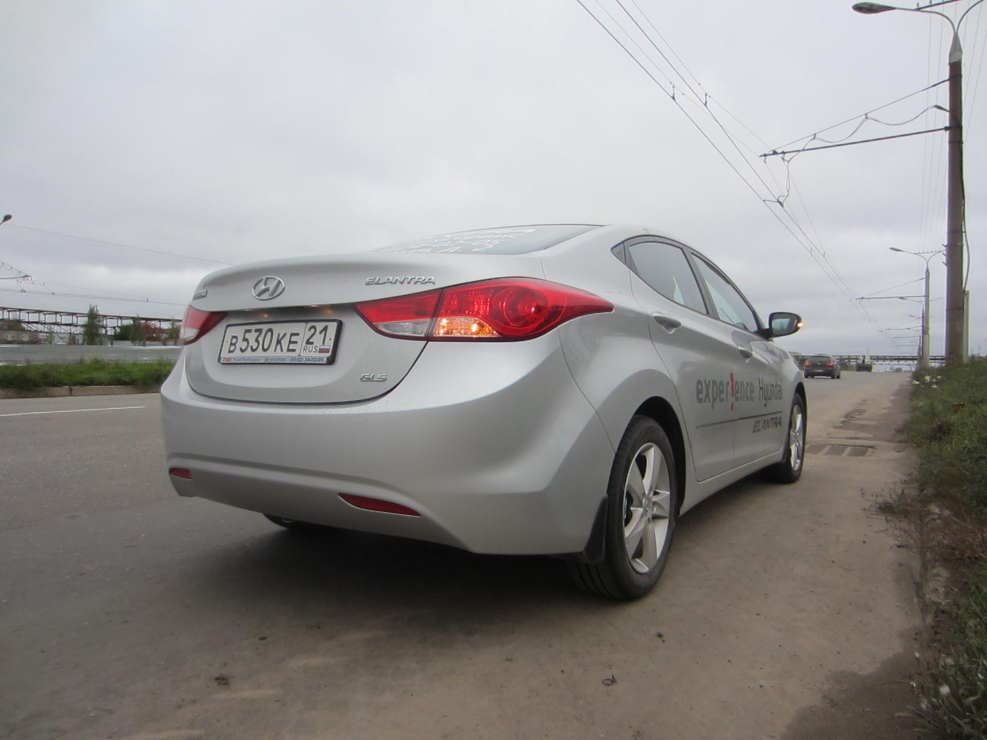 Опровержение мифов:Hyundai Elantra смотреть онлайн