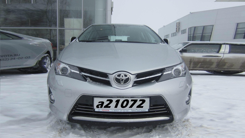 Toyota Auris (2013) Тест-драйв.Anton Avtoman. смотреть онлайн
