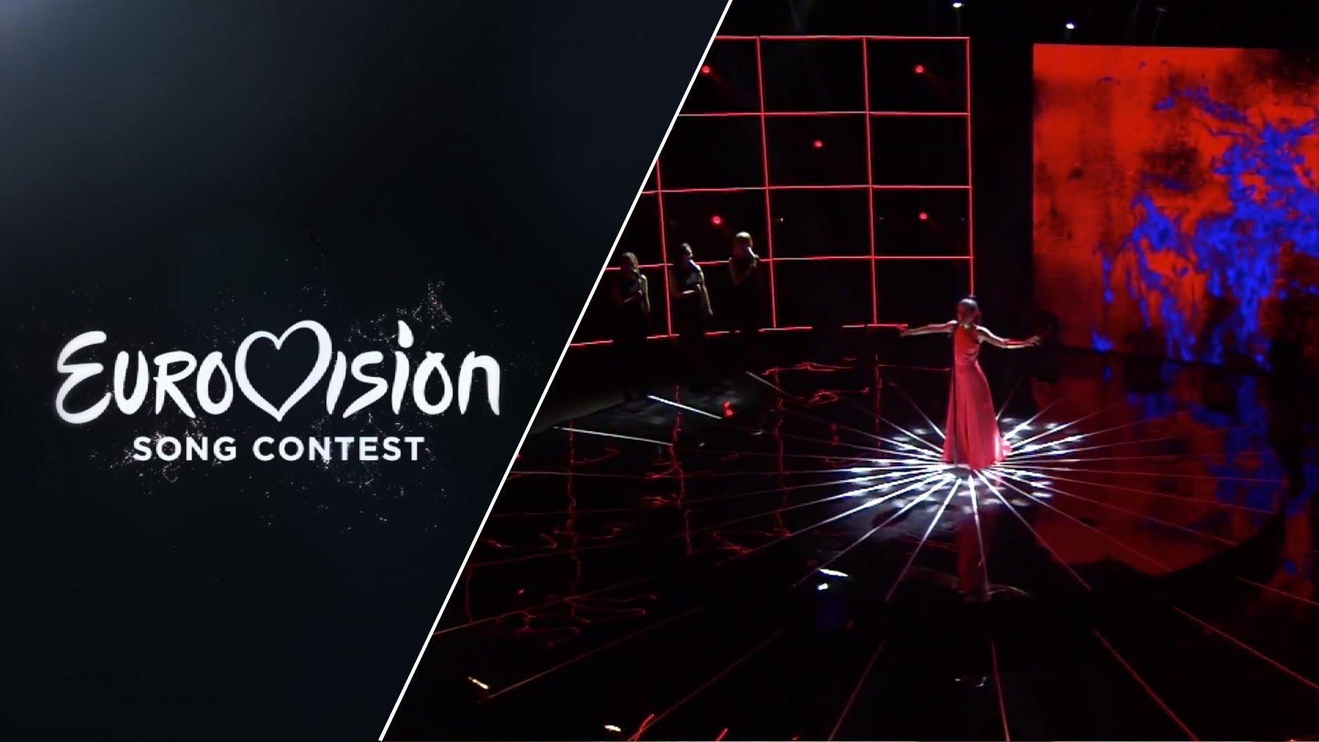 Aminata - Love Injected (Latvia) 2015 Eurovision Song Contest