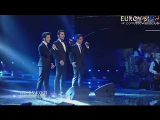 ESC 2015 Italy:  Il Volo - Grande Amore (Италия на Евровидение 2015)