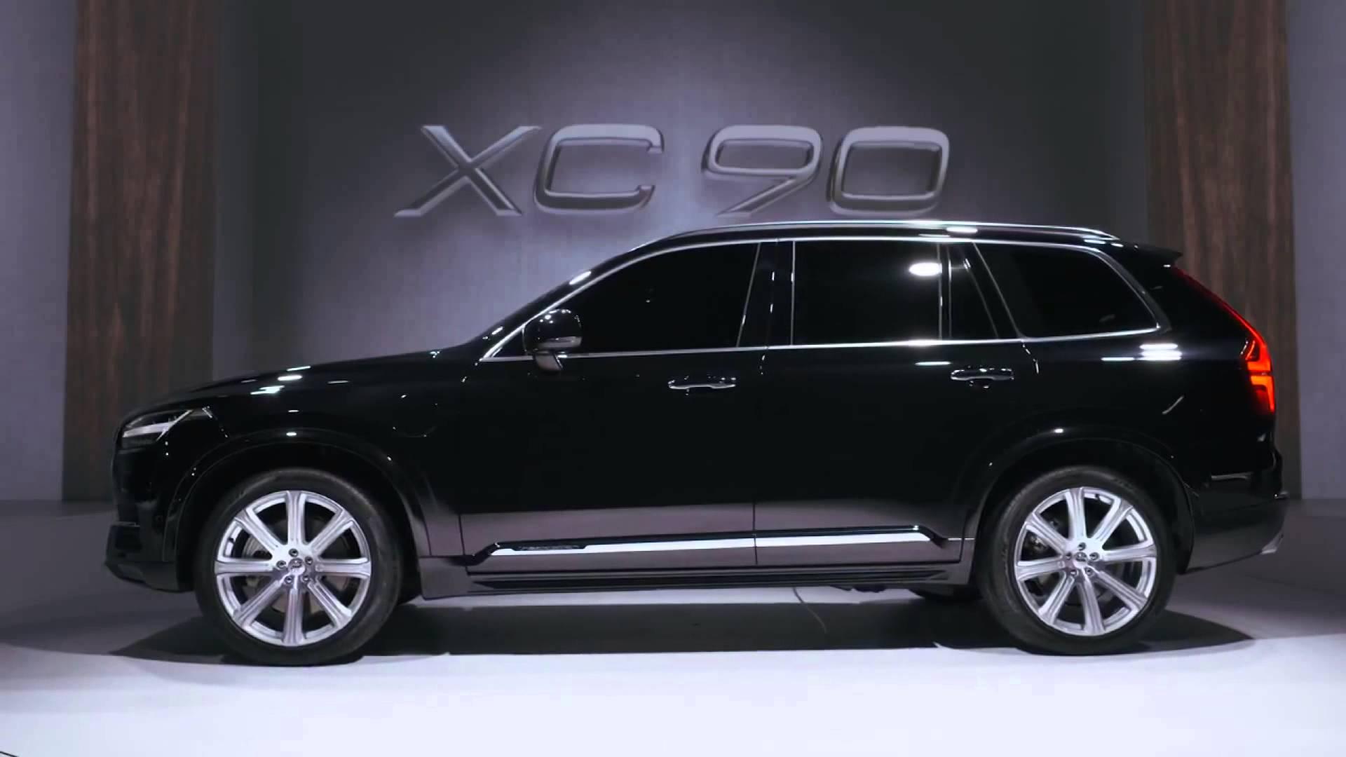 Новый Volvo XC90 - видео обзор Александра Михельсона