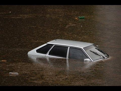 Ульяновск. Потоп 12 Июня 2014. Видео подборка