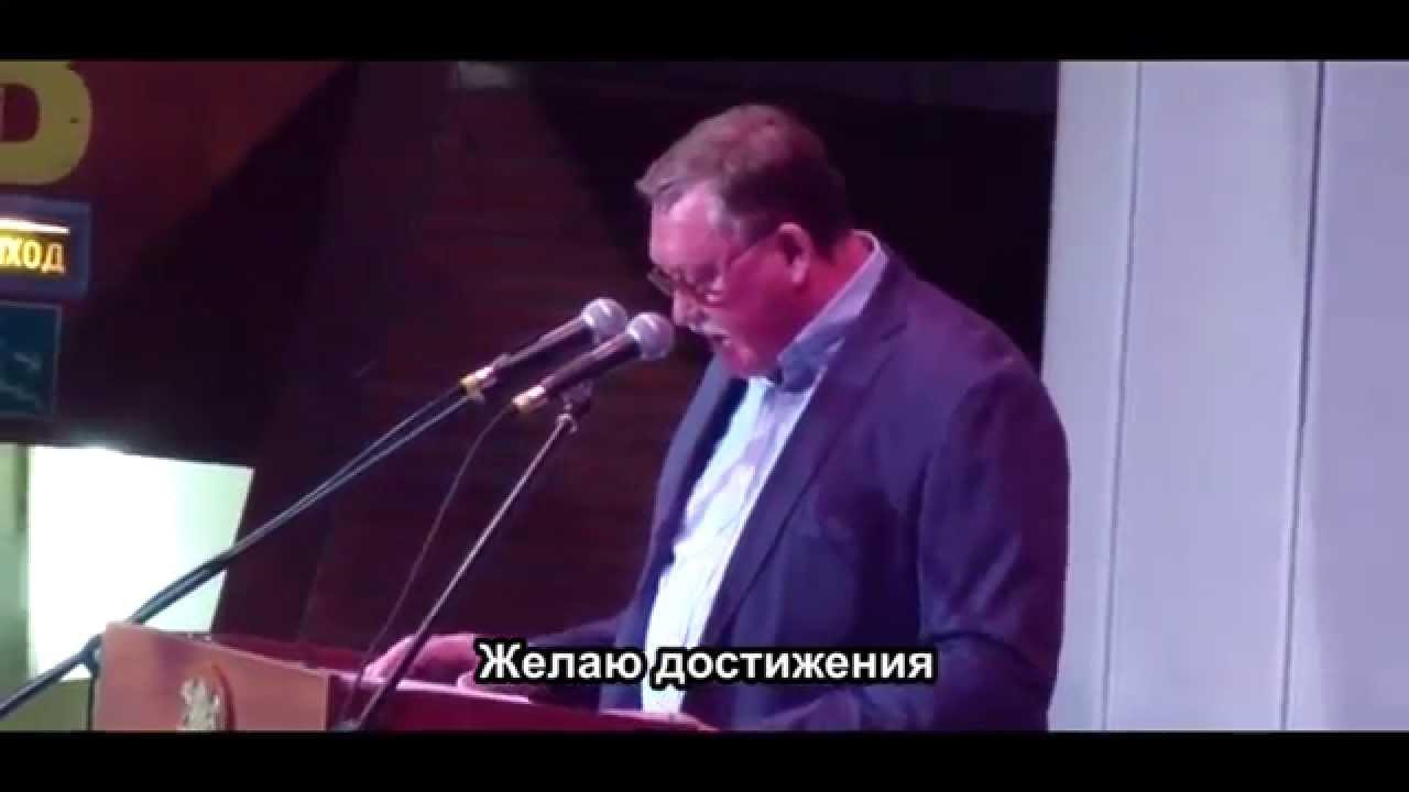 Энтузиазм в обращении ИО ректора УлГТУ к студентам